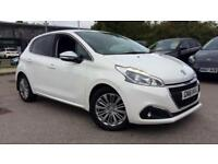2016 Peugeot 208 5 door 1.6 BlueHDi 100 Allure 5dr Manual Diesel Hatchback