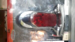 TOMBSTONE TAILIGHT FOR V-STAR, ROAD STAR,