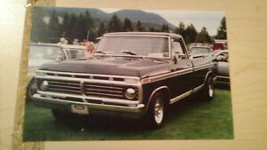 wanted black 1976 f150