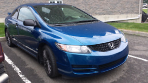 civic coupe 2010
