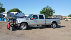 2014 Ford F-250 4x4 Lariat Kitchener / Waterloo Kitchener Area image 2