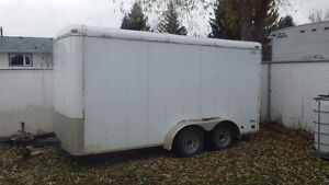 14 foot Cargo or Workshop Trailer
