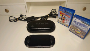 Sony Playstation PS Vita Model PCH-1001 Ver. 2.01