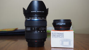 Olympus 12-60mm f2.8-4 SWD lens for sale