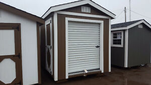 Need a shed for your Bike?