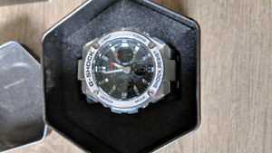 Casio G-Shock Steel watch - G-STEEL GSTS110D-1A