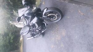 1000cc Honda superhawk