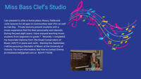 In Home Violin, Fiddle, Piano, and Theory Lessons