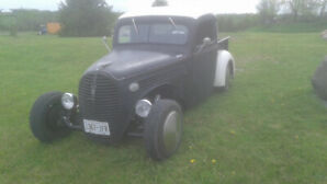 1938 Ford pick up rat rod