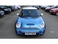 2002 MINI Hatch 1.6 Cooper S 3dr