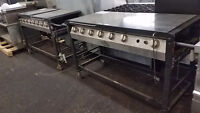 Restaurant Griddles for Diners and Commercial Kitchens