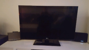 42 inch LG Flat Screen HD LED TV. 1080p 120Hz