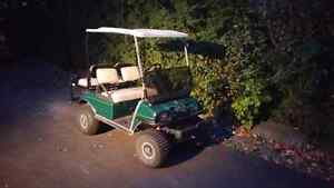 Lifted Golf Cart  Peterborough Peterborough Area image 1