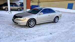 CLEAN TITLE! SAFTIED HONDA ACCORD EX