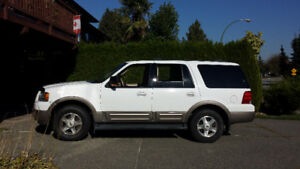 PRICE REDUCED!!! 2003 Ford Expedition SUV, Crossover