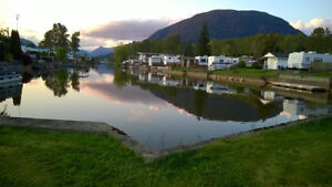 Waterfront RV lot in Beautiful Gated Resort. Will consider trade