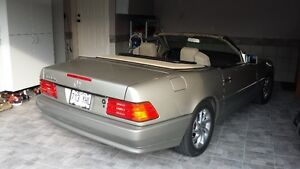 Mrcedes Benz 300 SL1992 convertible
