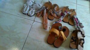 chaussure haitienne