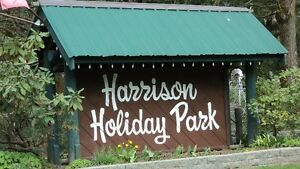 HARRISON HOT SPRINGS, BC (Harrison Holiday Park )