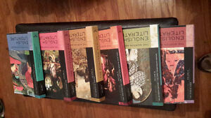 Norton Anthology of English Literature volume A-F 8th ed.