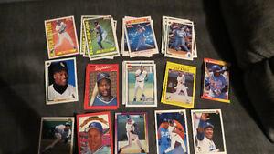 Bo Jackson MLB cards(30)