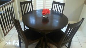 Excellent Kitchen Table and Chairs!