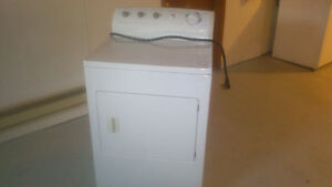 2 year old dryer for sale