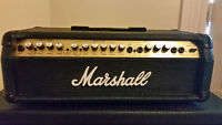 Marshall Valvestate 8100 and Crate 4x12 cabinet