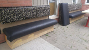 Benches cushion indoor