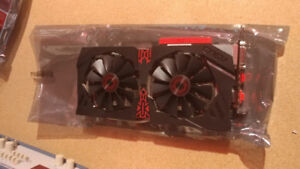 Asus Strix R9 285 2gb graphics card