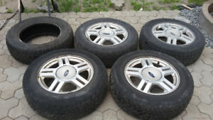 winter and all-season tires