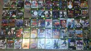 Selling 120+ Original Xbox Games!