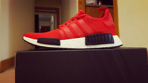 Adidas Red Men NMD_R1