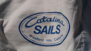 Mainsail for a Catalina 27