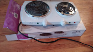 Portable stove top / hot plate