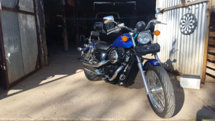 2012 Honda vt750sc  in as new condition. West Tamworth Tamworth City Preview
