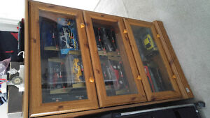 Cabinet for collectables