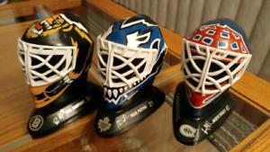 McDonald's NHL Hockey Masque Gardien Bruins Canadiens