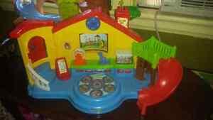 Little People School House