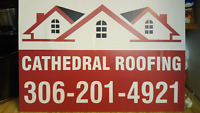 Family locally owned roofing company offerring Free Estimates