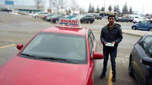 PASS ROAD TEST WITH INSTRUCTOR OF THE INSTRUCTORS Kitchener / Waterloo Kitchener Area image 2