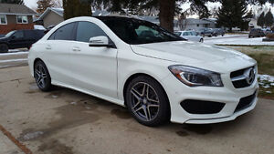 2015 Mercedes-Benz CLA250 4MATIC Moose Jaw Regina Area image 2