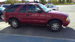 2003 GMC Jimmy 4X4  A1