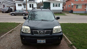 2005 Nissan X-trail Sedan
