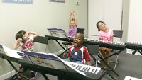 Summer Piano Lessons - For Beginners Ages 5-10
