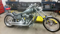 2010 ultima Chopper