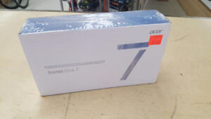 **BRAND NEW** Acer Iconia One 7 8GB B1-780 Tablet