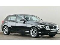 2018 BMW 1 Series 116d SE Business 5dr [Nav/Servotronic] Step Auto Hatchback die