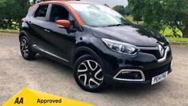 2014 Renault Captur 0.9 TCE 90 Dynamique S MediaNa Manual Petrol Hatchback