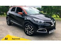 2014 Renault Captur 0.9 TCE 90 Dynamique S MediaNa Manual Petrol Hatchback